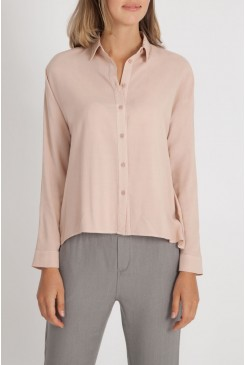 Dámska blúzka MAVI / LONG SLEEVE SHIRT rose dust 121201-22301