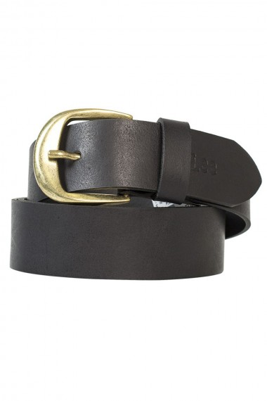Dámsky opasok LEE / WOMENS BELT BLACK LY345301