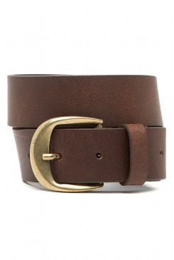 Dámsky opasok LEE / WOMENS BELT HIDE BROWN LY345364
