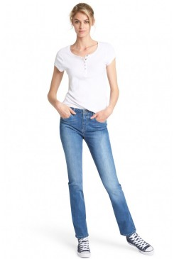 Dámske rifle HIS Jeans / Marylin Slim Jeans 101175-00-9152