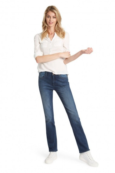 Dámske rifle HIS / Coletta Straight Jeans 101179-00-9712
