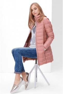 Dámska bunda s.OLIVER / Lightweight quilted coat 09.611.52.4237 3784