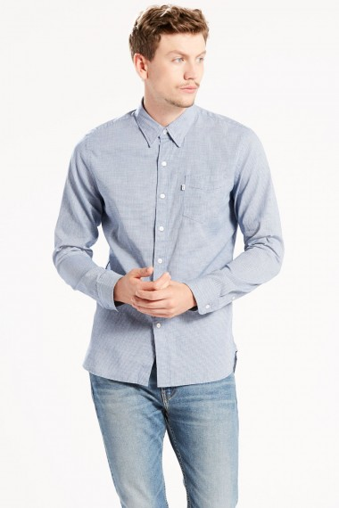 Pánska košeľa LEVI´S / SUNSET ONE POCKET SHIRT 658240284