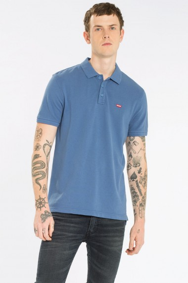 Pánske polo Levi´s / HOUSEMARK DRESS Dutch Blue 224010043