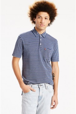Pánske polo Levi´s / Sunset Polo Shirt 181950046 INDIGO
