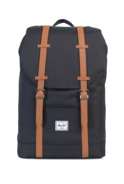 Batoh HERSCHEL Supply / RETREAT Mid-Volume 10329-00001-OS black