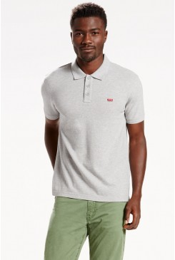 Pánske polo Levi´s / 224010002 HOUSEMARK POLO Heather Grey 224010002