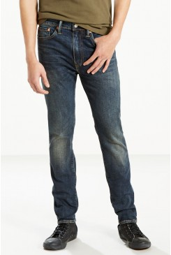Pánske rifle LEVI´S® 510™ SKINNY FIT 05510-0701 Madison Square