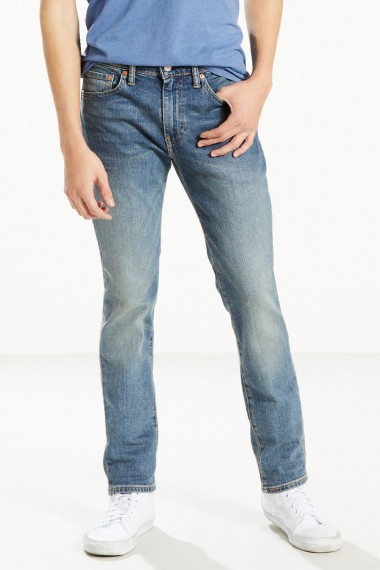 Pánske rifle Levi's®  511™ /  Slim Fit Jeans 04511-2350 KNIGHT STRONG