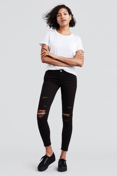 Dámske rifle Levi's® 710 / INNOVATION SUPER SKINNY 17778-0223