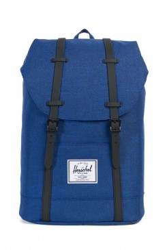 Batoh HERSCHEL Supply / RETREAT 10066-01335 - OS ECLIPSE CROSSHATCH