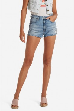 Dámske kraťasy WRANGLER W223GF128 PIN UP SHORT Glaston