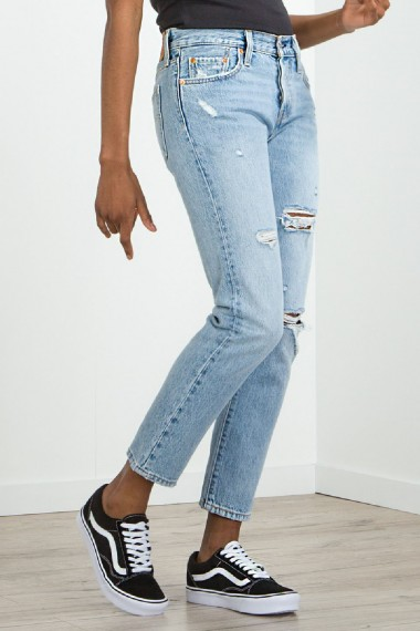 Dámske rifle LEVI´S® 501CT® / TAPER JEANS 36197-0023 Called Life