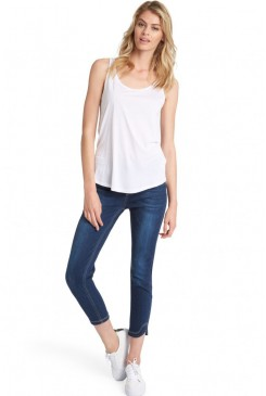 Dámske rifle HIS / Marylin Slim Jeans 101174 9712