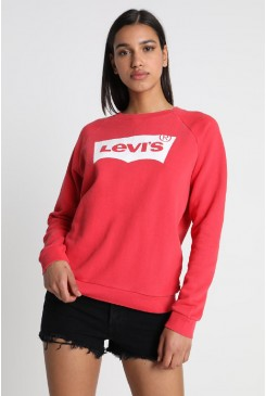 Dámska mikina Levi's® RELAXED GRAPHIC CREW 29717-0019