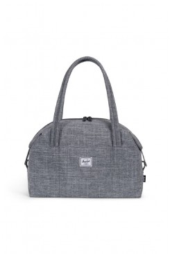 Kabelka HERSCHEL Supply Co. / STRAND X-small 10342-00919 Raven Crosshatch