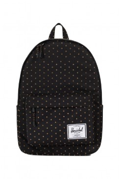 Batoh HERSCHEL Supply Co. / CLASSIC 10492-0209 Black Gridlock Gold