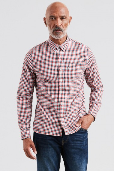 Pánska košeľa LEVI´S® SUNSET ONE POCKET SHIRT 658240250