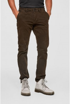 Pánske chino nohavice Q/S designed by s.Oliver 40.809.73.2177 7994
