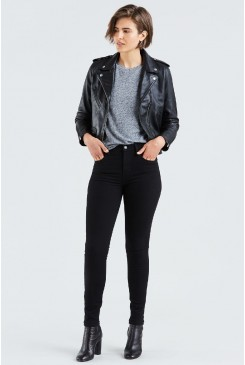 Dámske rifle Levi's® 721 HIGH RISE SKINNY 18882-0031 Black Sheep