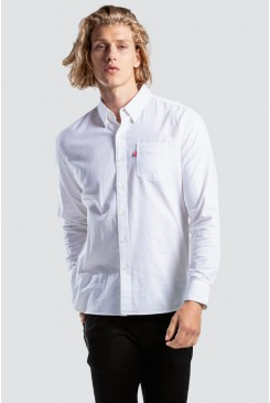 Pánska košeľa LEVI´S® Sunset One Pocket Shirt 65824-0336 White