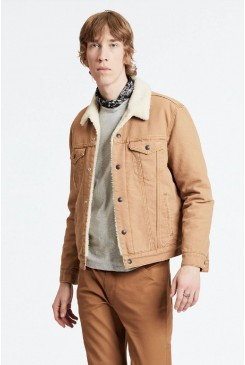 Pánska bunda LEVI´S® The Sherpa Trucker Jacket 16365-0106