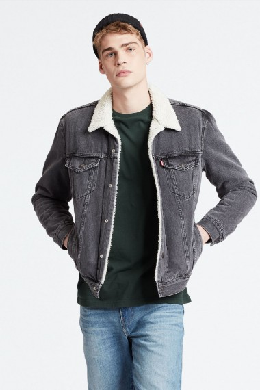 Pánska bunda LEVI´S® The Sherpa Trucker Jacket 16365-0121