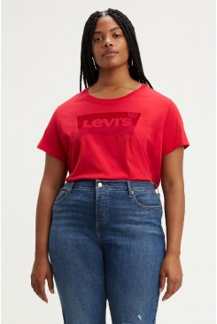 Dámske tričko LEVI´S® THE PERFECT TEE PLUS SIZE 35790-0052