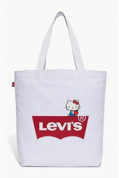 Dámska kabelka LEVI´S® Hello Kitty Beach Tote Bag 38126-0075