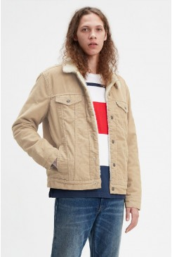 Pánska bunda LEVI´S® The Sherpa TYPE 3 Trucker Jacket 16365-0066