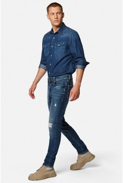 Pánske rifle MAVI | JAMES Skinny Jeans 4243-0004