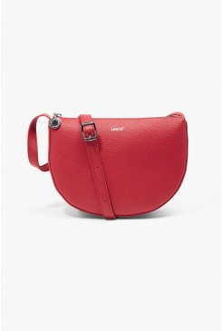 Dámska kabelka LEVI´S® Vegan Sally Saddle Bag 38119-0010