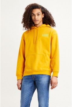 Pánska mikina LEVI´S® The Authentic Hoodie 38479-0002