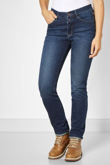 Dámske rifle PADDOCK´S jeans  PAT Slim High rise stone blue