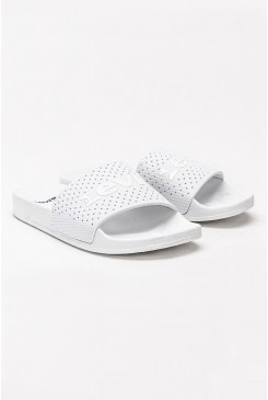 Pánske šľapky LEVI´S® June Sliders 37544-0121 Regular White
