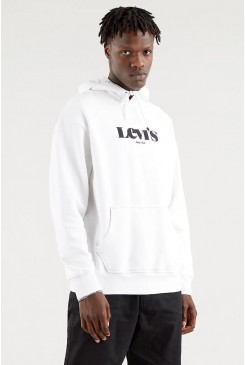 Pánska mikina LEVI´S® Relaxed Graphic Hoodie 38479-0038