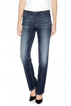 Dámske rifle HIS Jeans / COLETTA DARK SWING BLUE 143-10-797