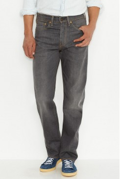 "Pánske LEVI´S 751 Standard Fit  007510111 ""Kings Grey"""