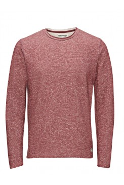 Mikina Jack & Jones /  REGULAR FIT CREW NECK SWEATSHIRT 12101180 JJ PORT