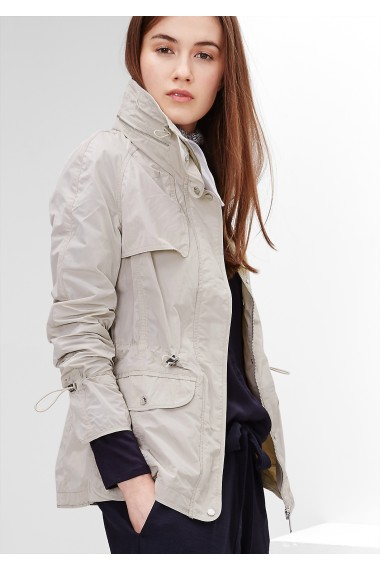 Dámska bunda s.OLIVER / Lightweight transitional jacket 05.602.51.3667 5872 09.602.51.3667 8072