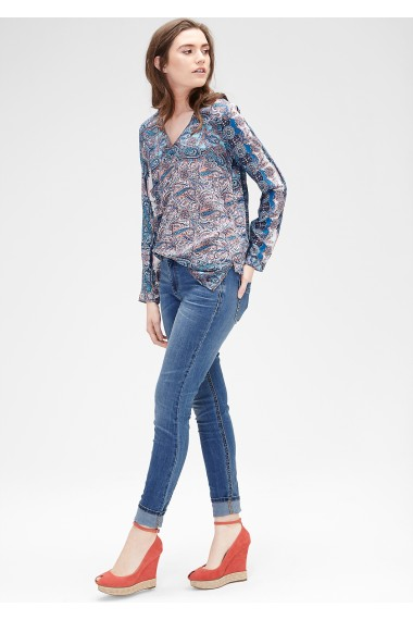 Dámske rifle s.OLIVER / Shape Super Skinny: stretch jeans 04.899.71.2780 56Z4