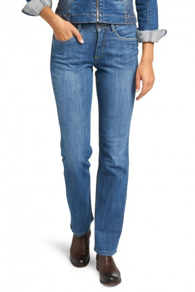 Dámske rifle HIS / COLLETA Straight Jeans  100472W14