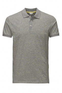 Pánske polo Jack & Jones / BLAST POLO 12105998 Grey