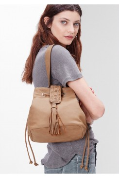 Dámska kabelka s.OLIVER / Shopper with braided details 39.604.94.94.6097 8461