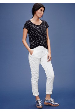 Dámske rifle s.OLIVER / Boyfriend: cool coloured jeans  45.899.73.0374 0100