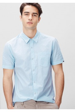 Pánska košeľa s.OLIVER / Regular: gingham check shirt 13.604.22.8311 50N6