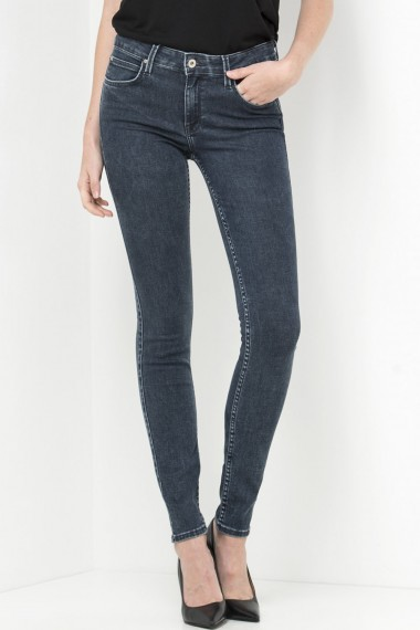 Dámske rifle LEE / SCARLETT HIGH Skinny NIGHT SPARKLE L626SWLO